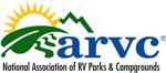 Member of the National Association of RV Parks & Campgrounds (ARVC)
